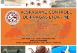 Vespasiano Controle de Pragas ltda